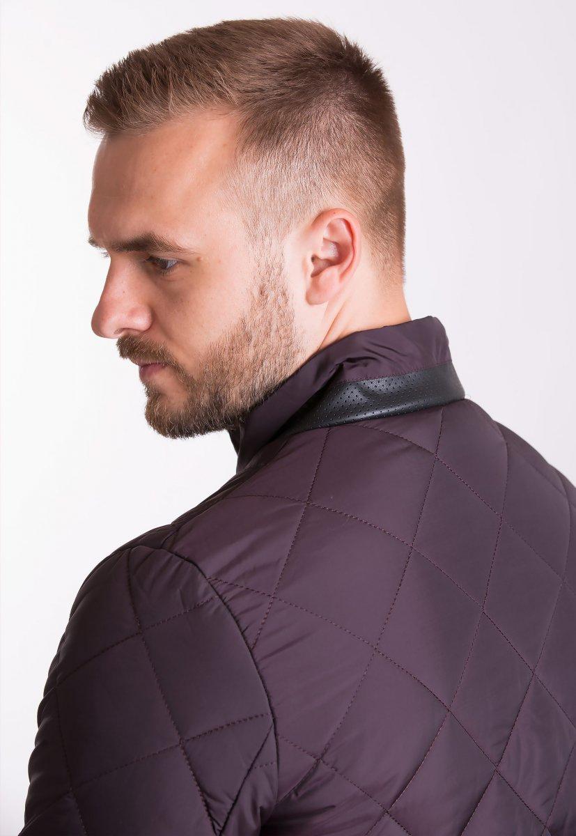 Куртка Trend Collection 985 Сливовый - Фото