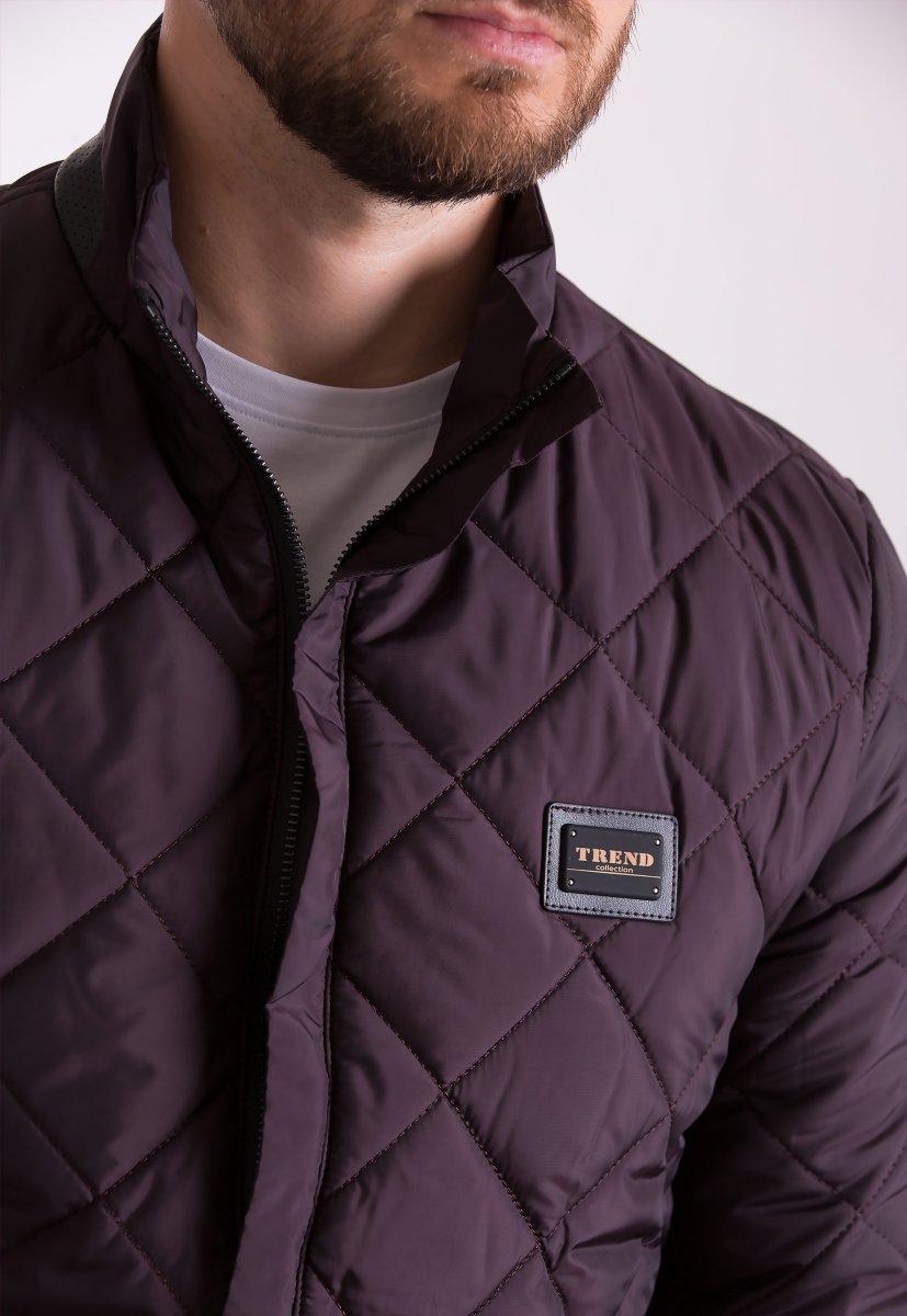 Куртка Trend Collection 985 Сливовый - Фото 2