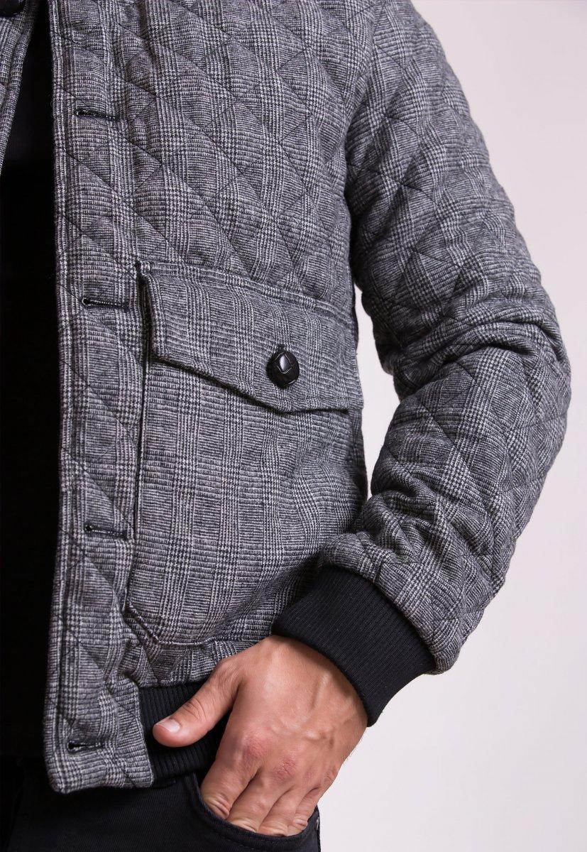 Куртка Trend Collection 991 Серый - Фото