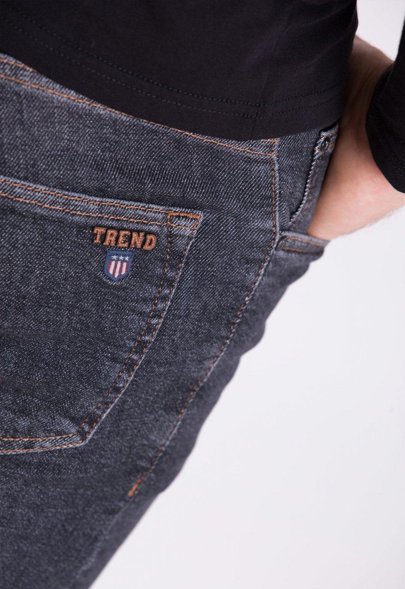 Джинсы Trend Collection 12430 Серый - Фото