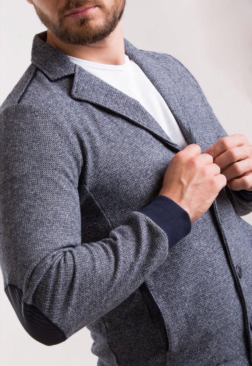 Кардиган Trend Collection 1068 Серый - Фото 1