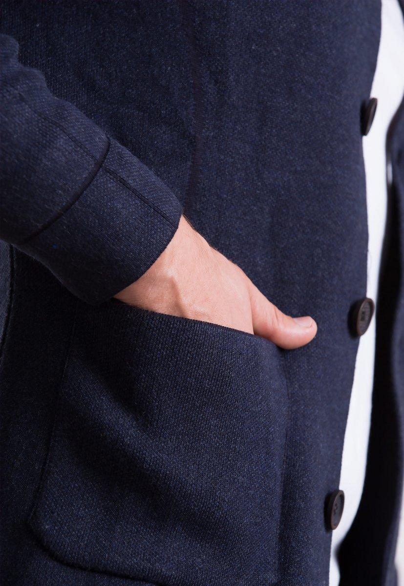 Кардиган Trend Collection 0288-6 Синий - Фото