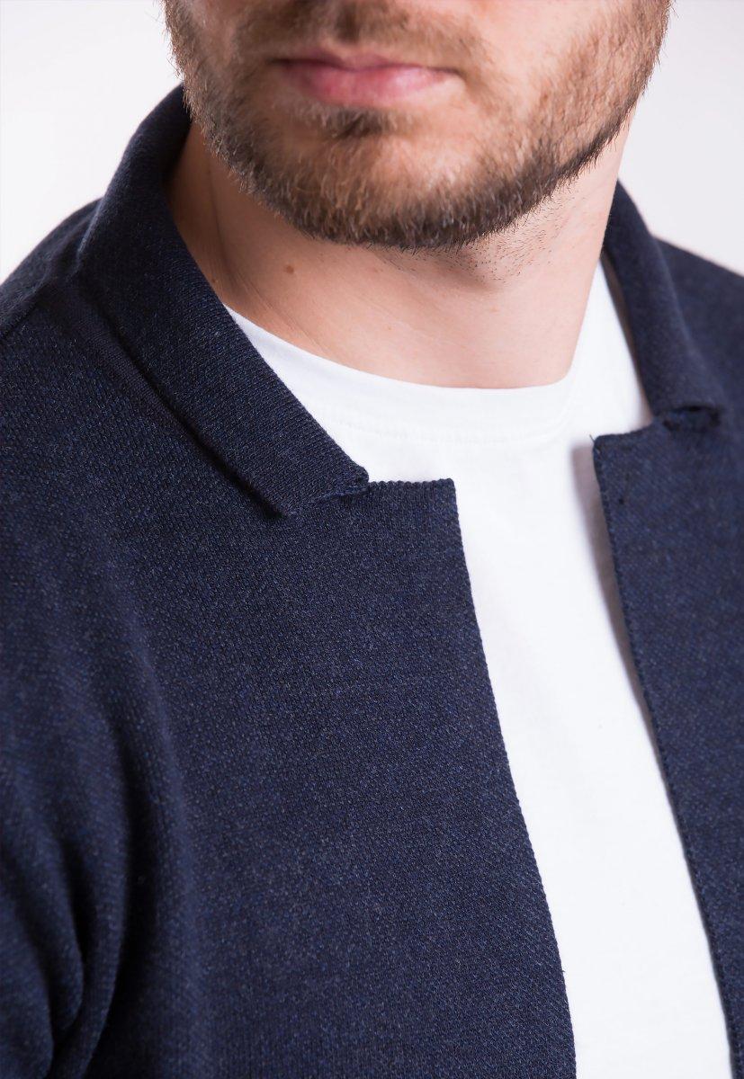 Кардиган Trend Collection 0288-6 Синий - Фото 1