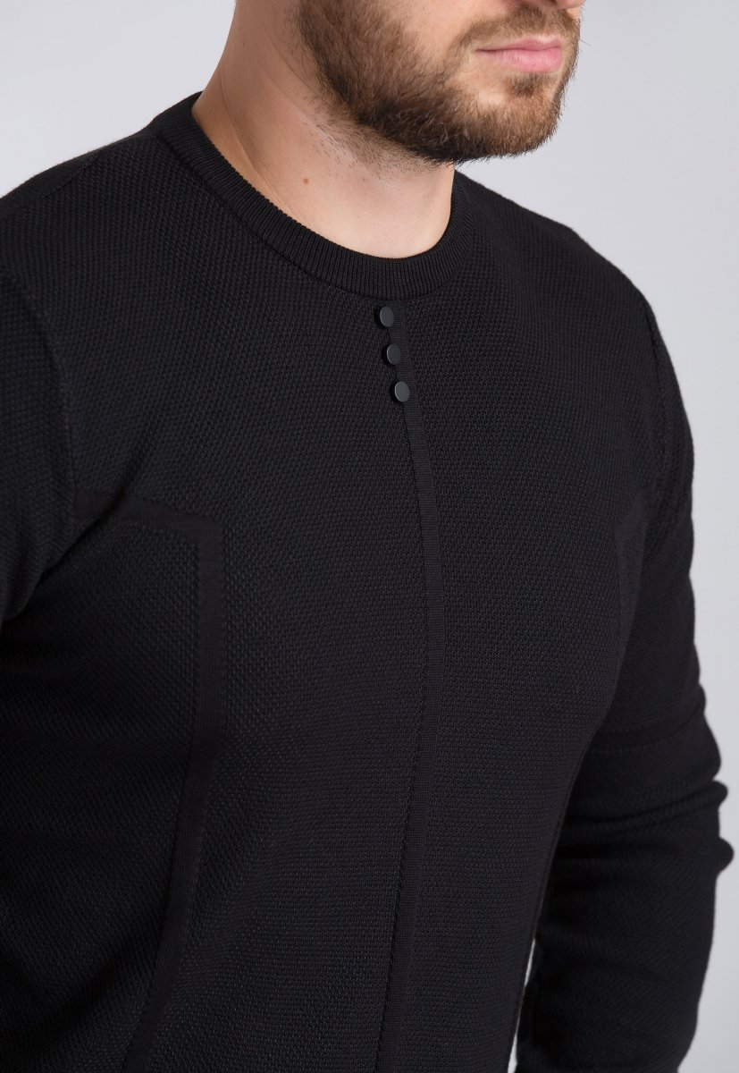 Свитер Trend Collection 771 Черный - Фото