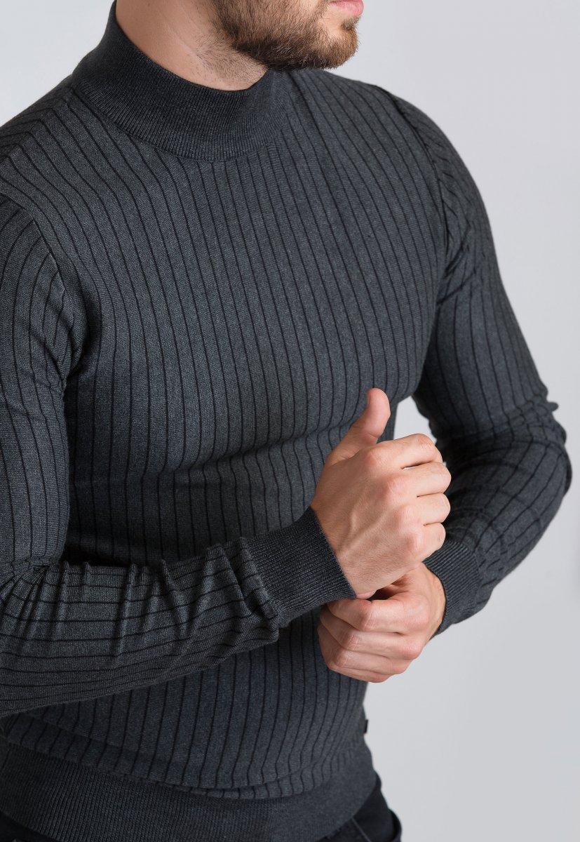 Гольф Trend Collection 98151-1 Серый - Фото