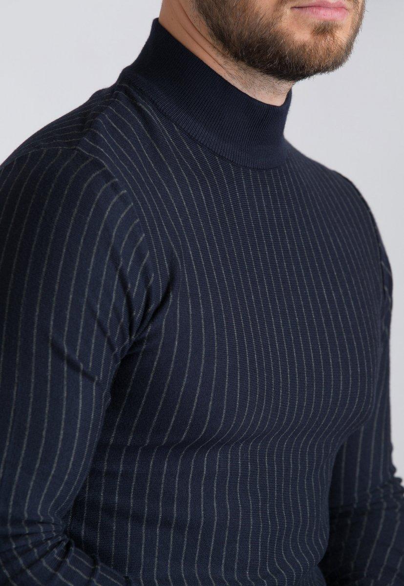 Гольф Trend Collection 98151-1 Синий - Фото