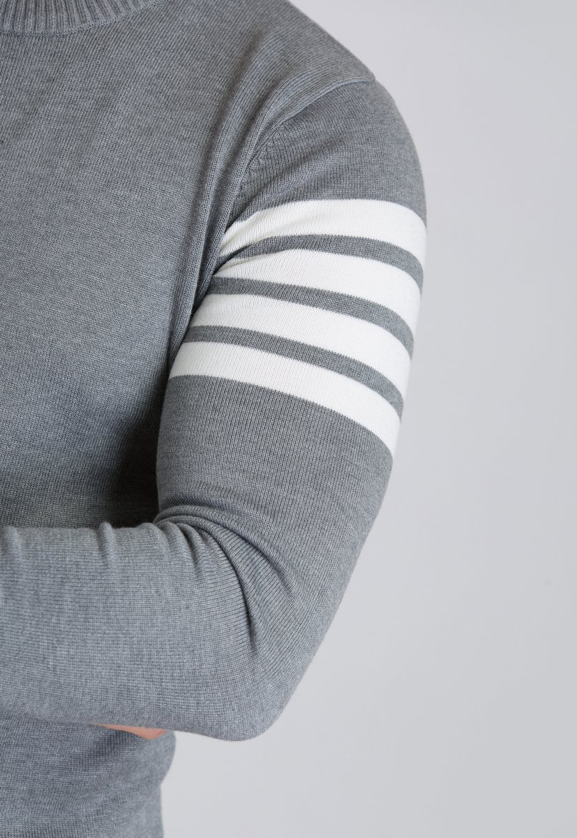 Свитер Trend Collection 712 Серый - Фото
