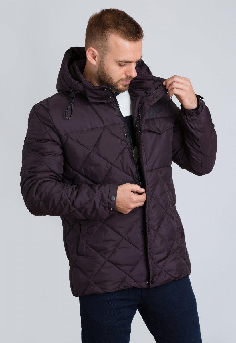 Куртка Trend Collection 19-18 Слива - Фото