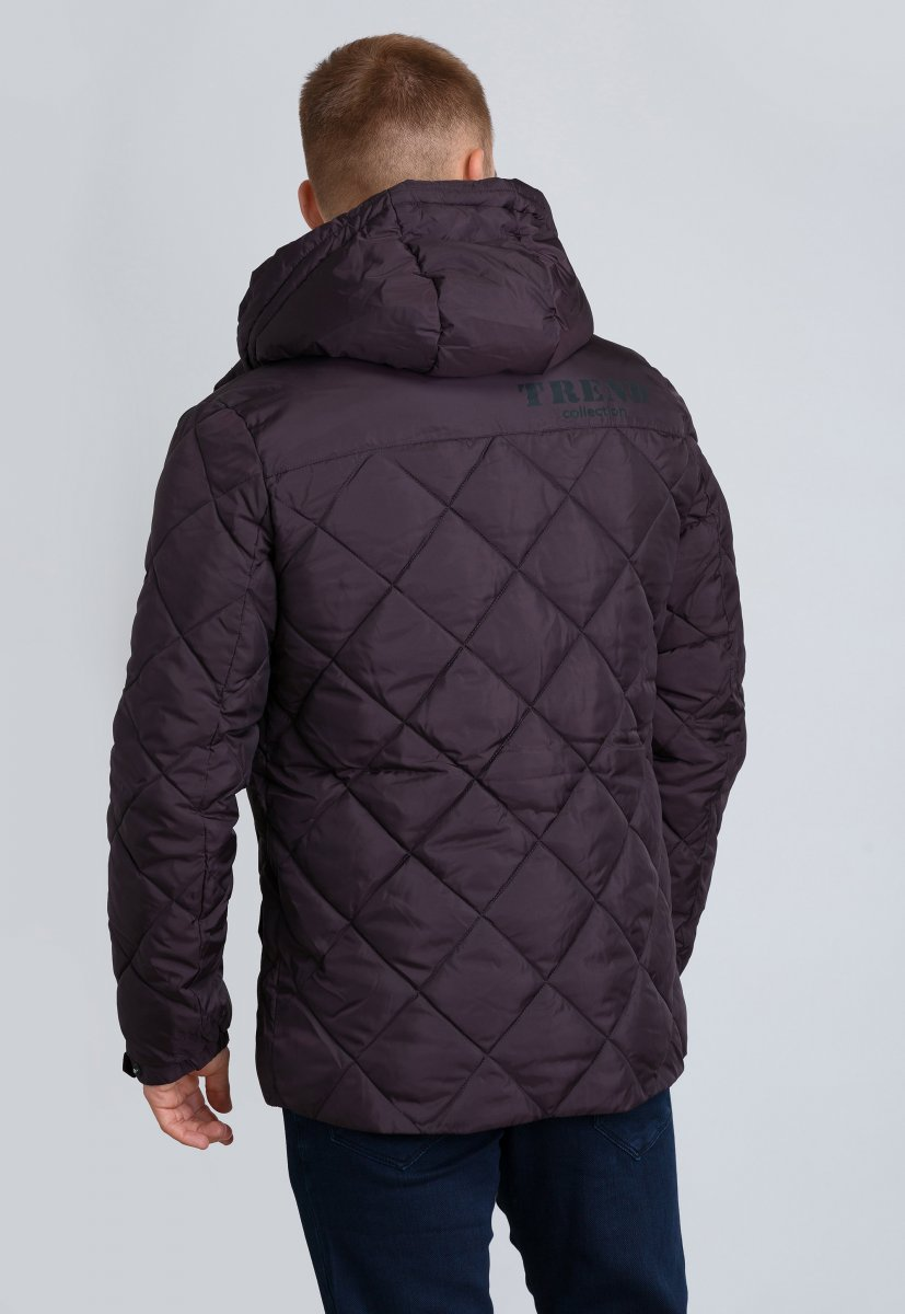Куртка Trend Collection 19-18 Слива - Фото 1