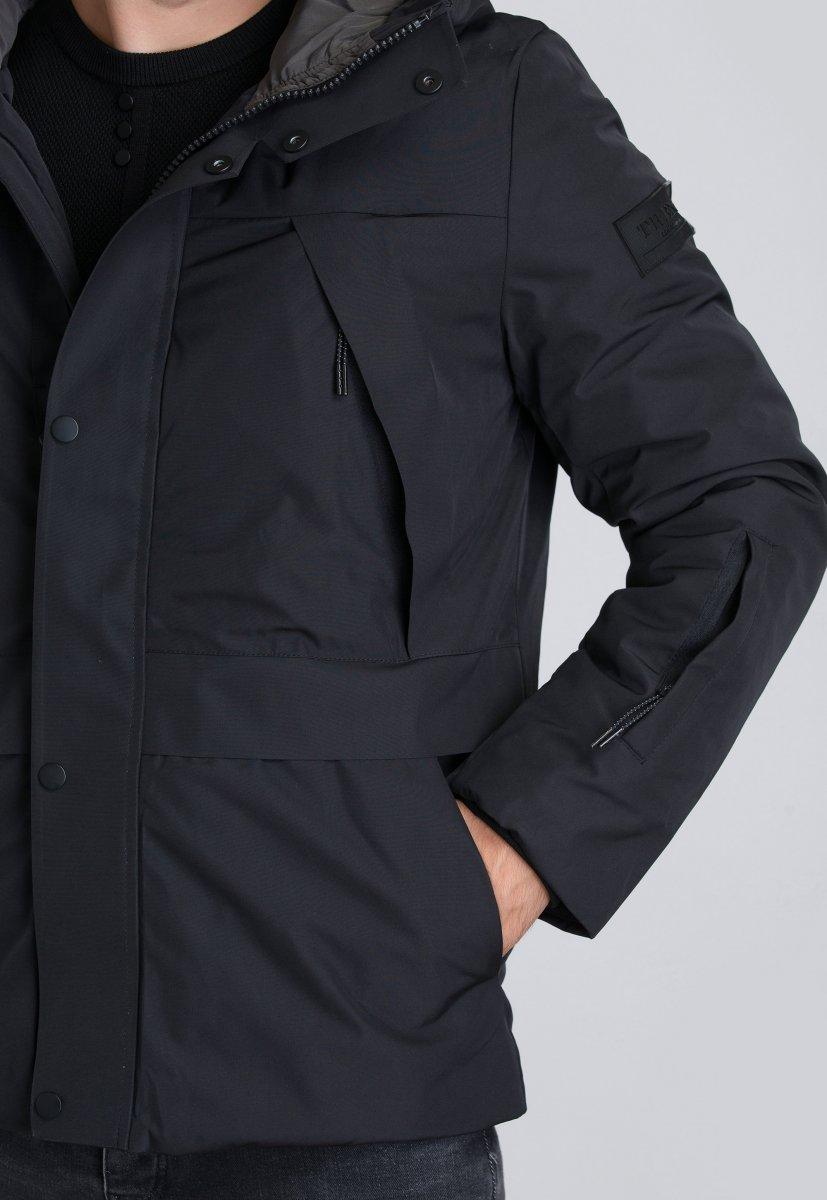 Куртка Trend Collection 19-17 Черный - Фото 1
