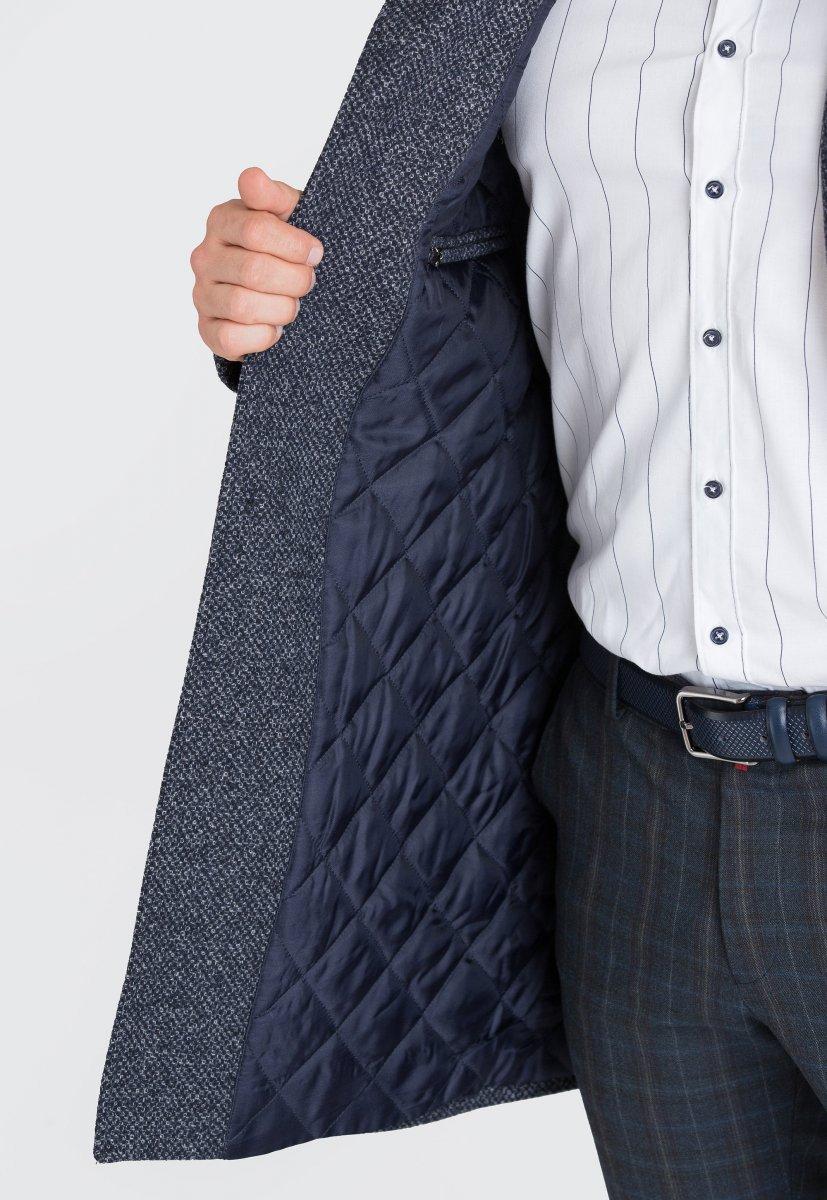 Пальто Trend Collection 553 Серый - Фото