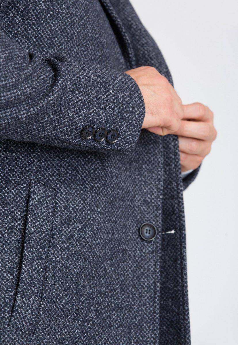 Пальто Trend Collection 553 Серый - Фото 2