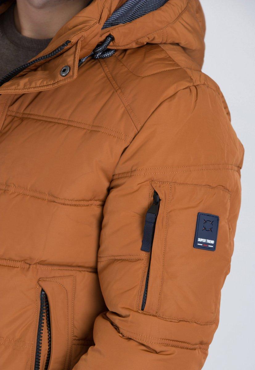 Куртка Trend Collection 9W26 Рыжий - Фото 1