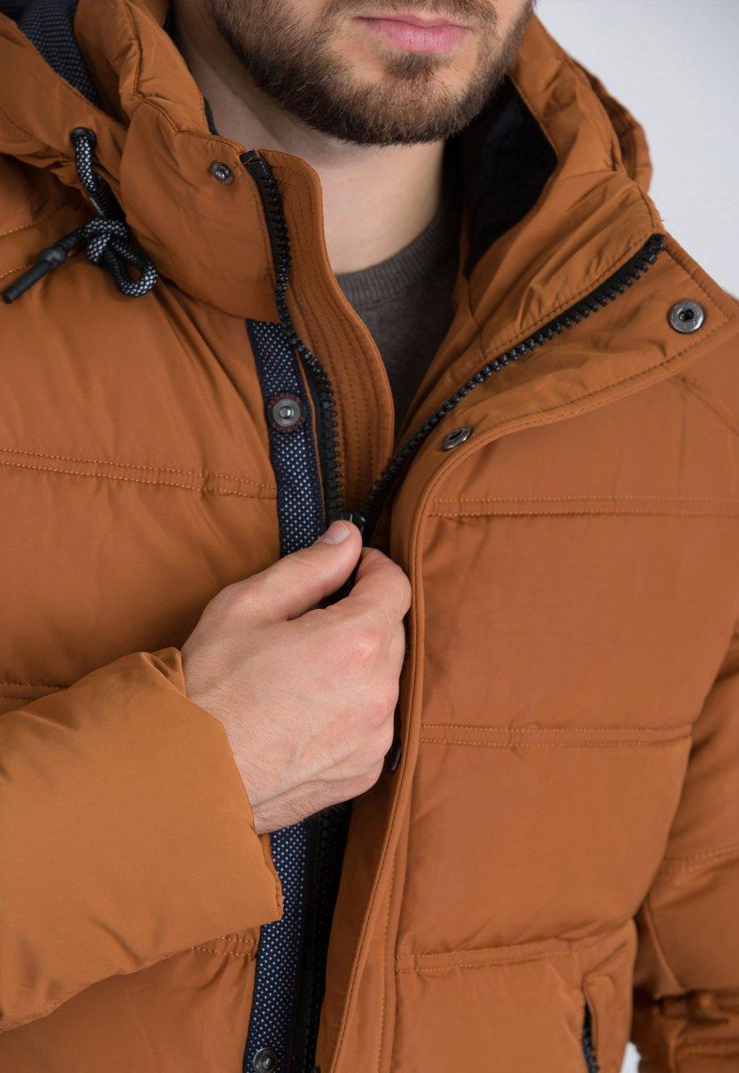 Куртка Trend Collection 9W26 Рыжий - Фото 2