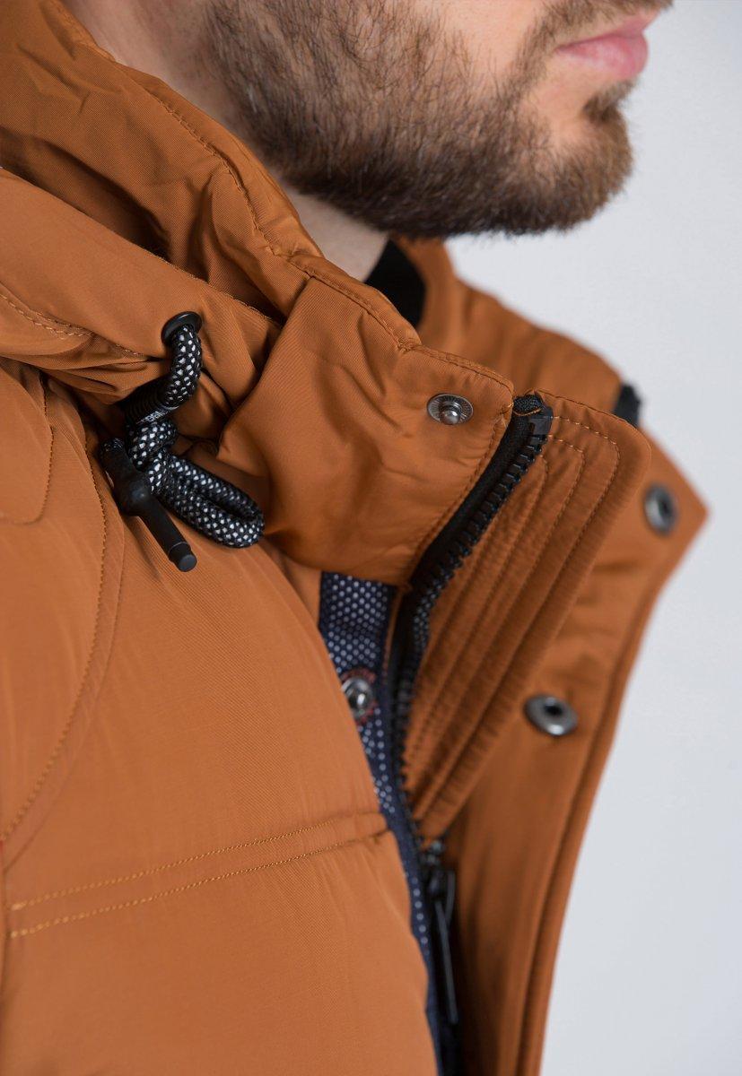 Куртка Trend Collection 9W26 Рыжий - Фото 3
