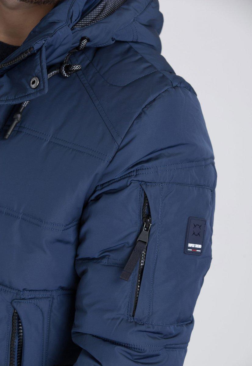 Куртка Trend Collection 9W26 Синий - Фото 2