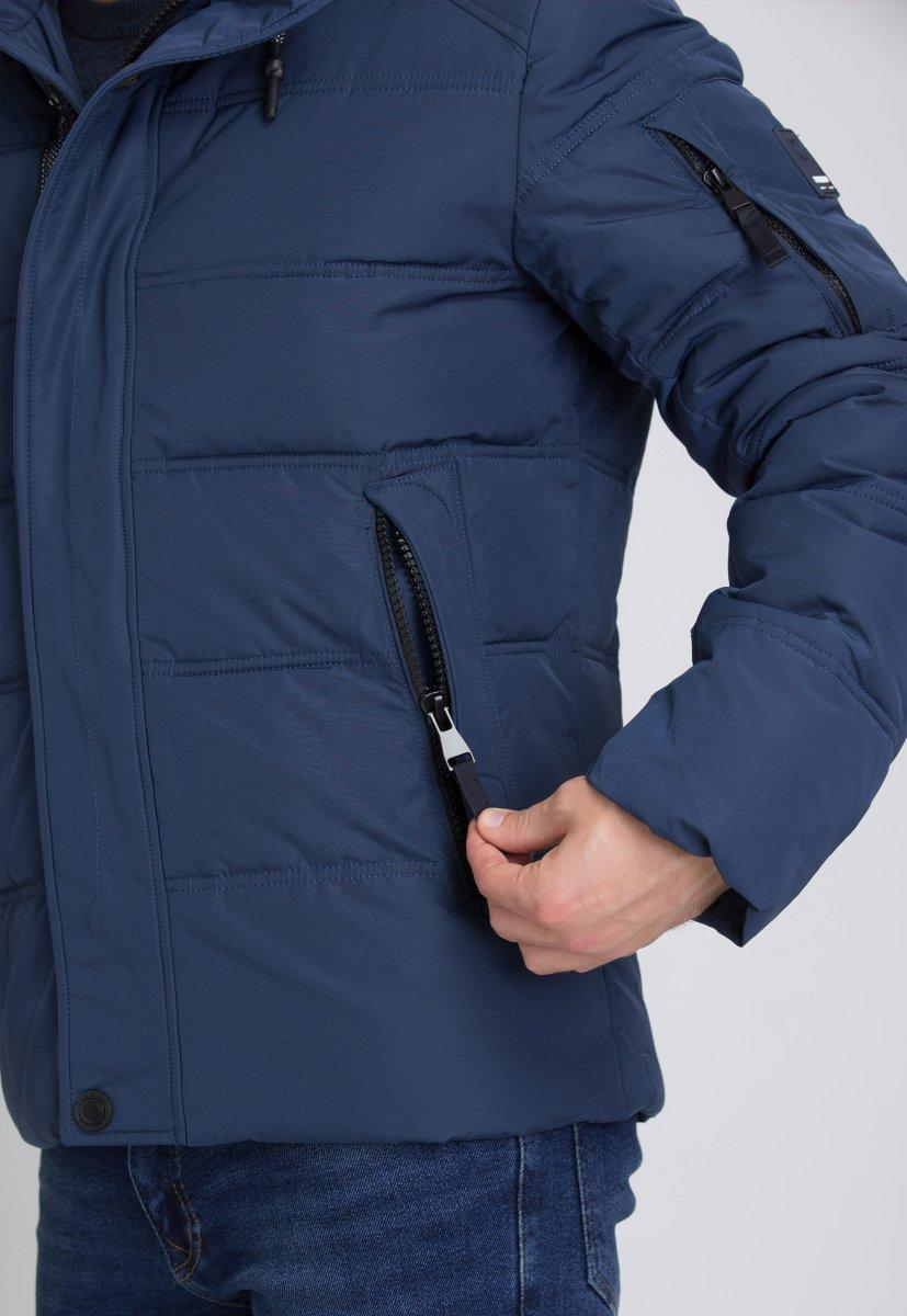 Куртка Trend Collection 9W26 Синий - Фото 3