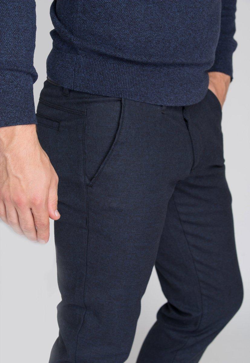 Брюки Trend-Collection 3965 Темно-синий - Фото 1