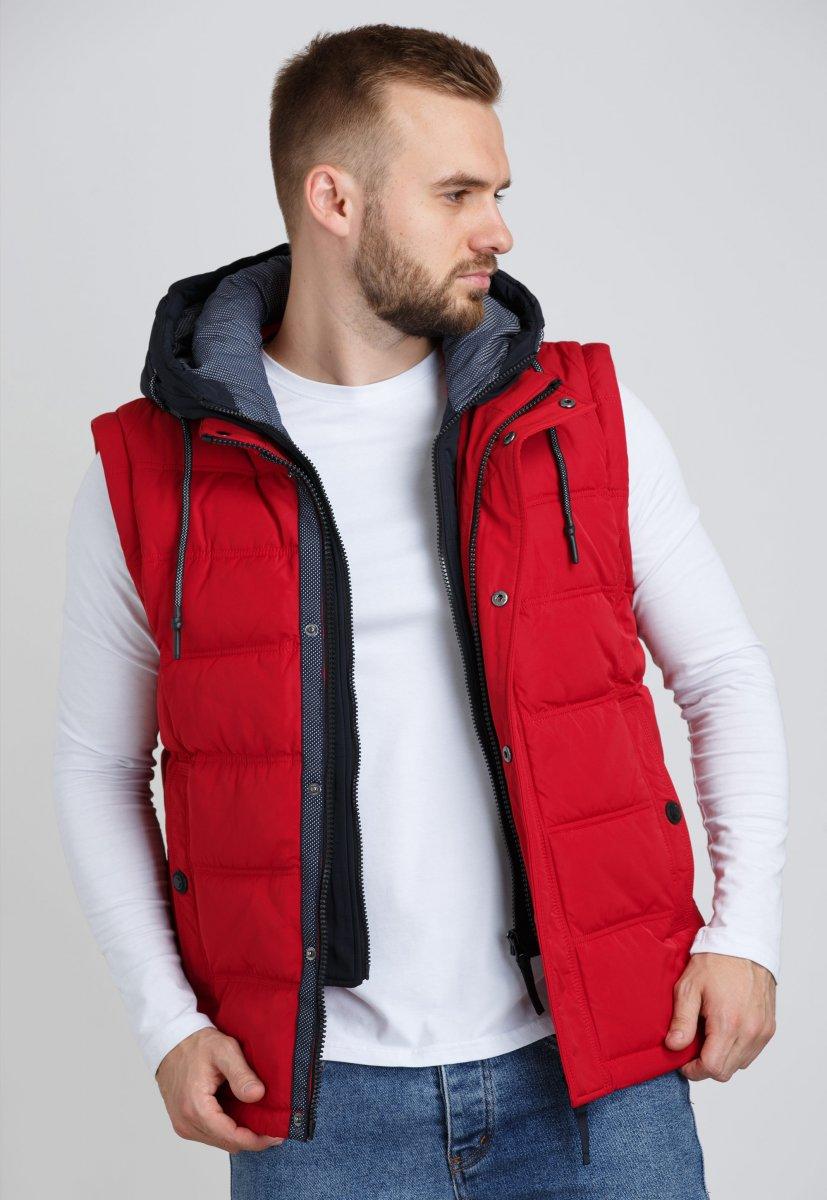 Куртка Trend Collection 9W10 Красный - Фото 1