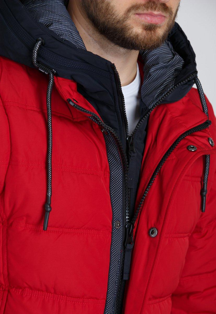 Куртка Trend Collection 9W10 Красный - Фото 2