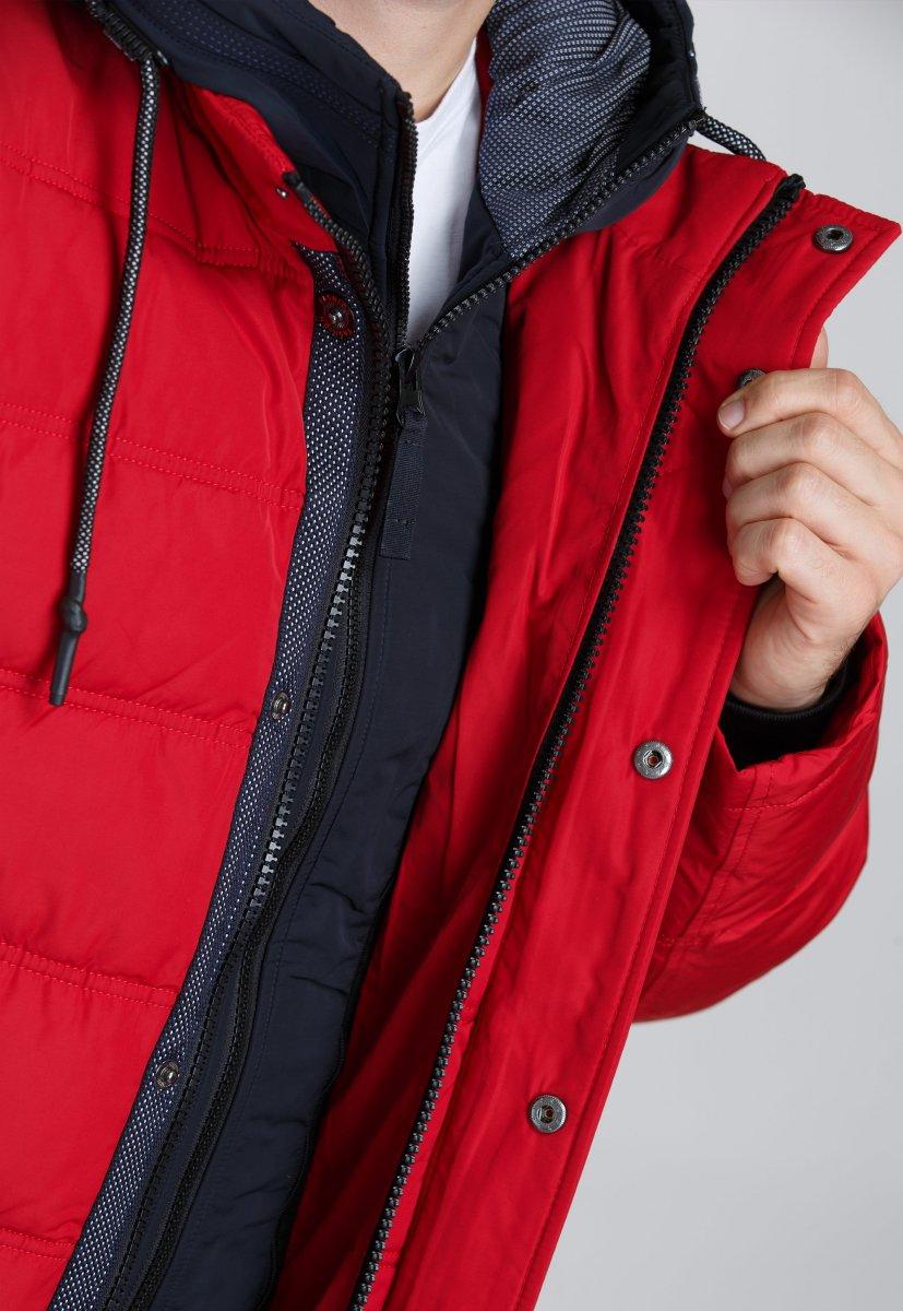 Куртка Trend Collection 9W10 Красный - Фото 4