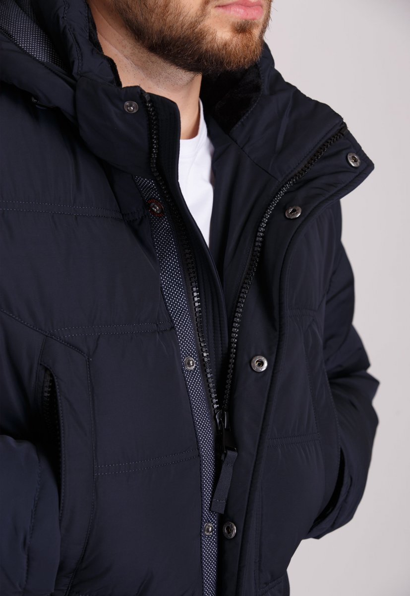 Куртка Trend Collection 9W04 Синий - Фото 1