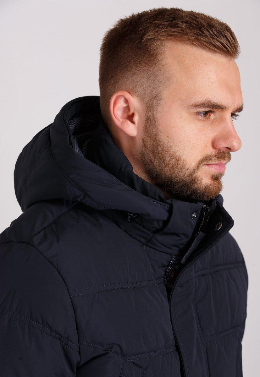 Куртка Trend Collection 9W04 Синий - Фото 3