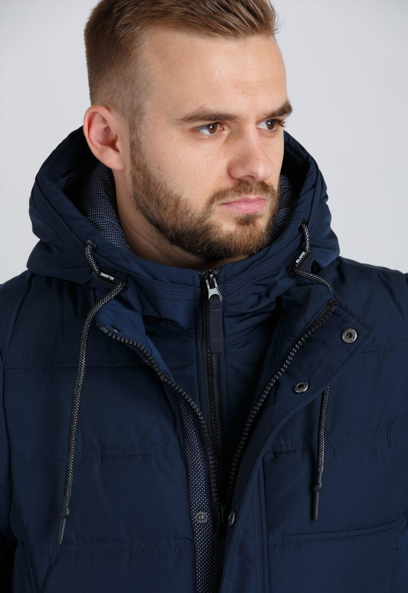 Куртка Trend Collection 9W10 Синий - Фото 1