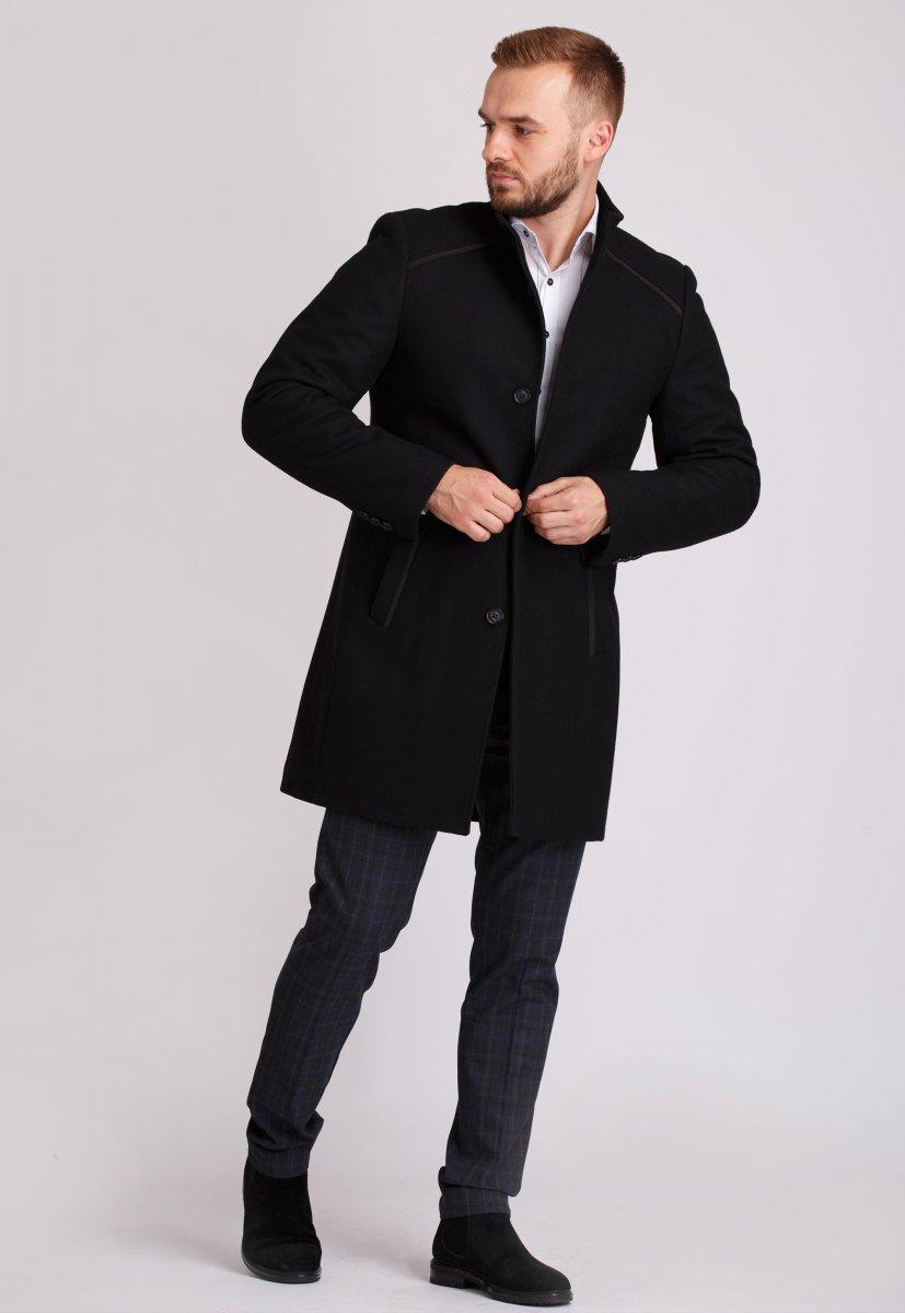 Пальто Trend Collection 515 Черный - Фото
