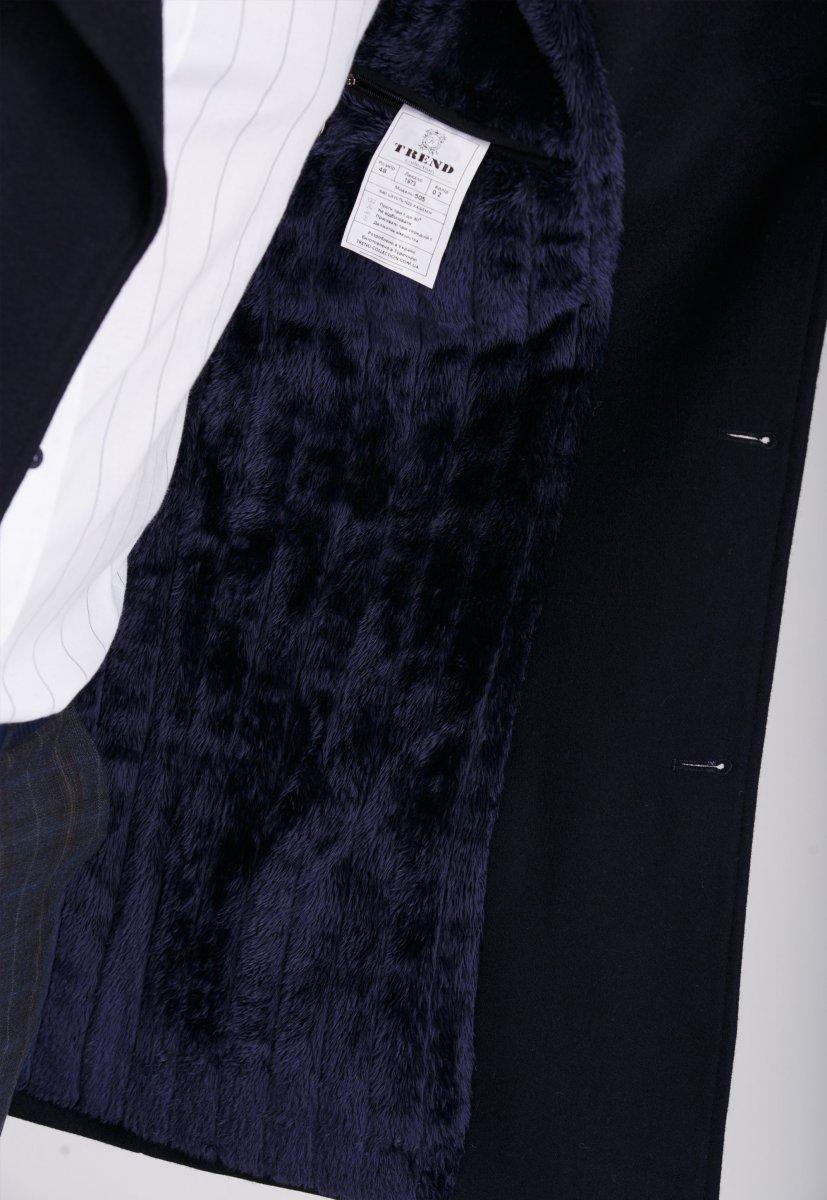 Пальто Trend Collection 515 Черный - Фото 1