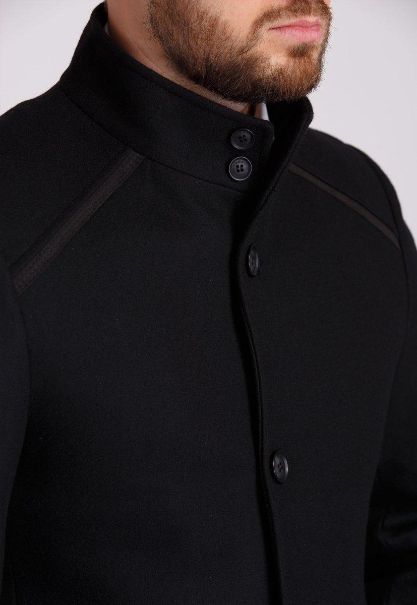 Пальто Trend Collection 515 Черный - Фото 2