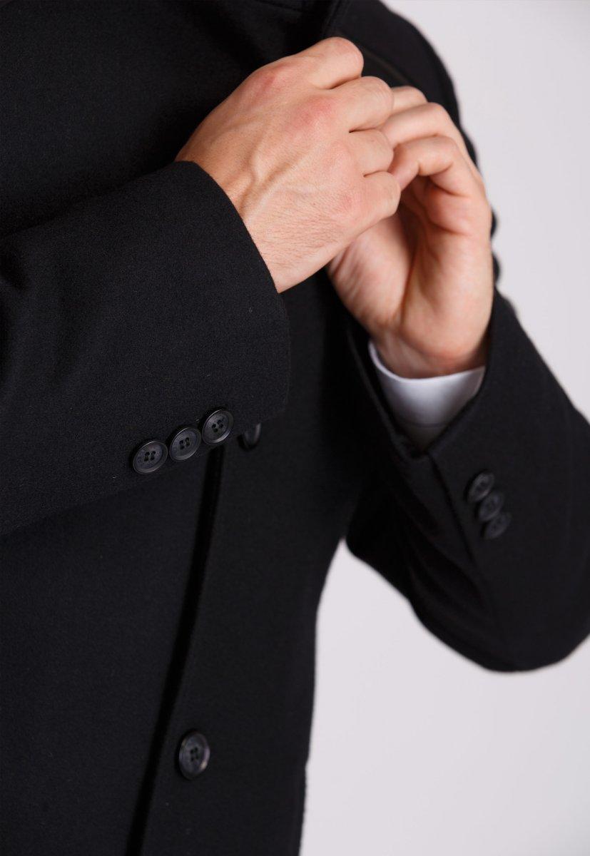 Пальто Trend Collection 515 Черный - Фото 3