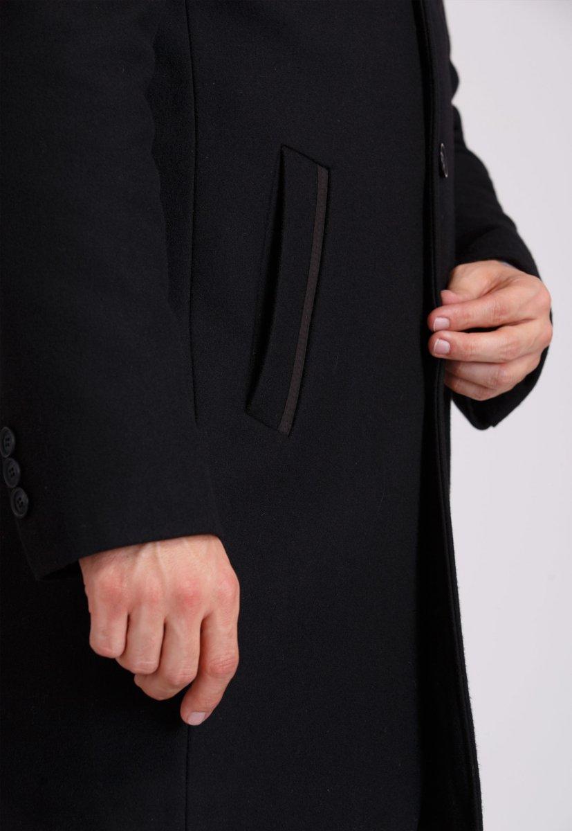 Пальто Trend Collection 515 Черный - Фото 4