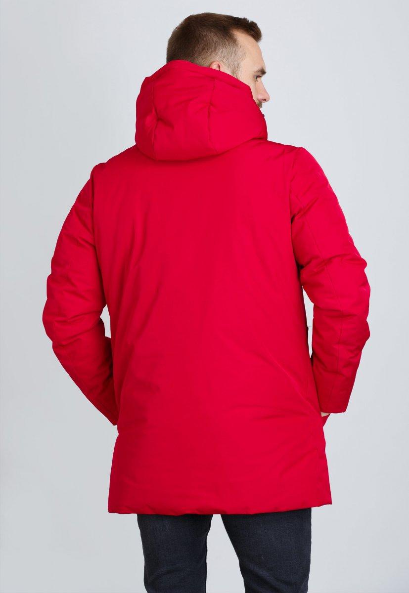 Куртка Trend Collection 19-16 Красный - Фото