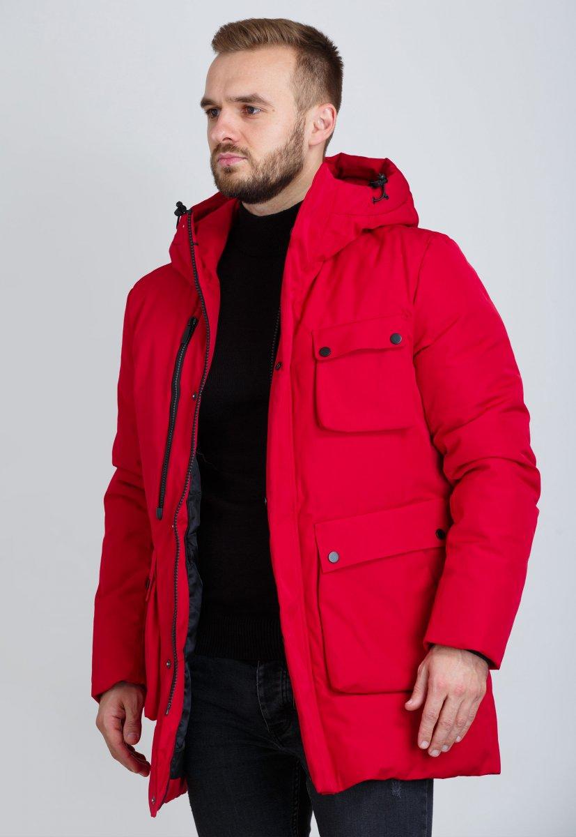 Куртка Trend Collection 19-16 Красный - Фото 1