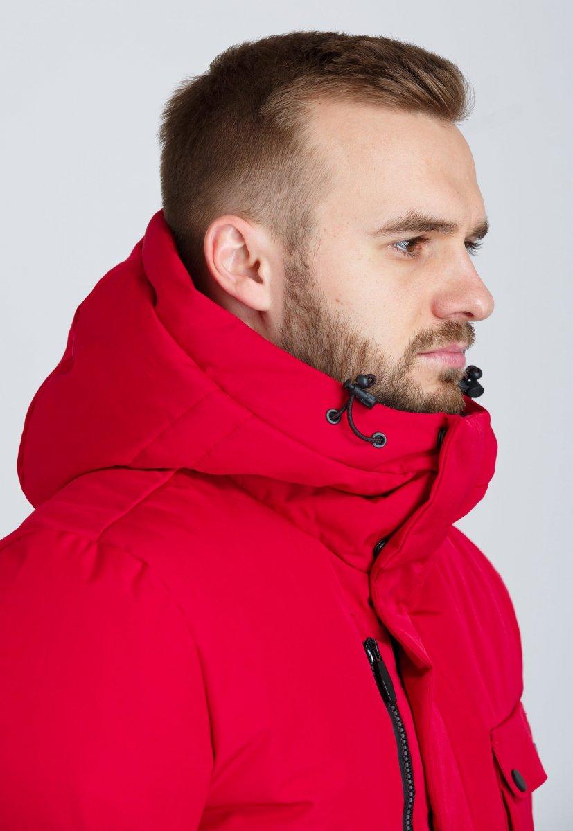 Куртка Trend Collection 19-16 Красный - Фото 2
