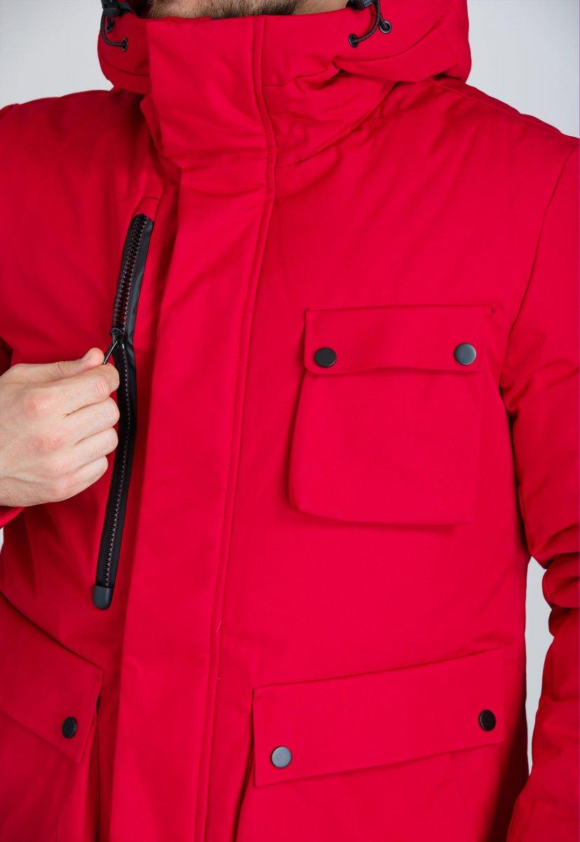 Куртка Trend Collection 19-16 Красный - Фото 3