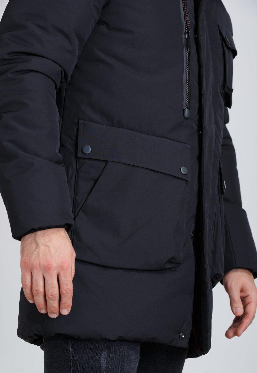 Куртка Trend Collection 19-16 Черный - Фото 1