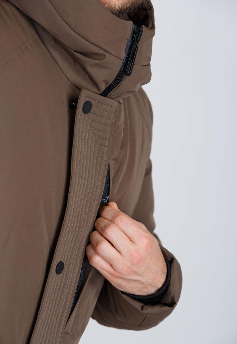 Куртка Trend Collection 19-26 Бежевый - Фото