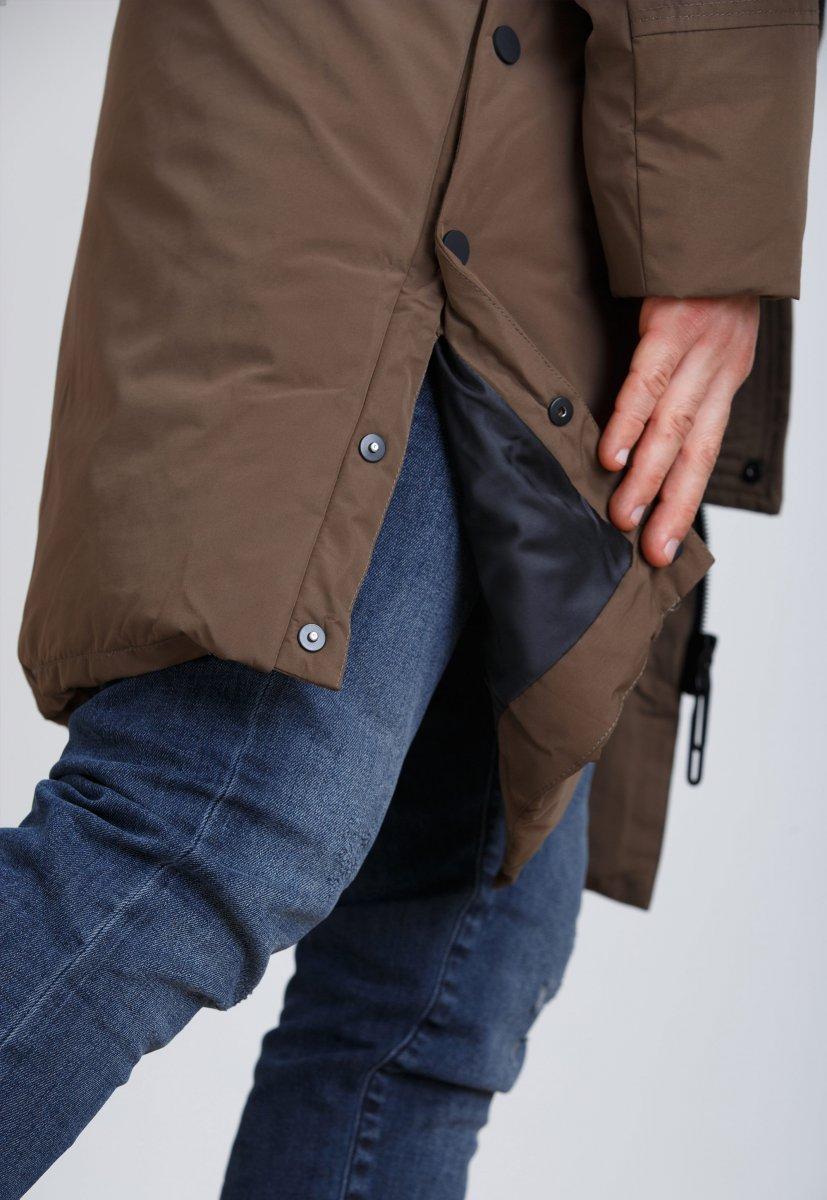 Куртка Trend Collection 19-26 Бежевый - Фото 1