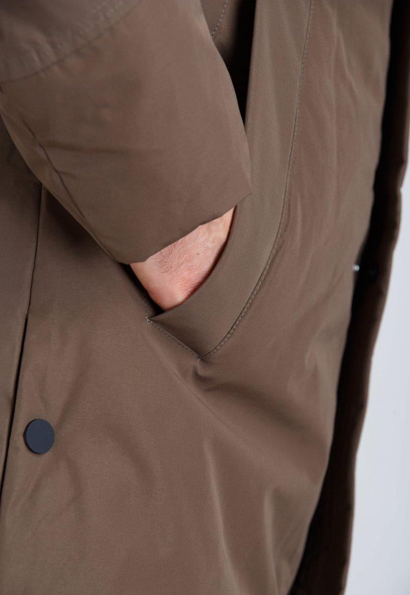 Куртка Trend Collection 19-26 Бежевый - Фото 2