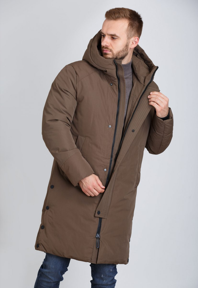 Куртка Trend Collection 19-26 Бежевый - Фото 3