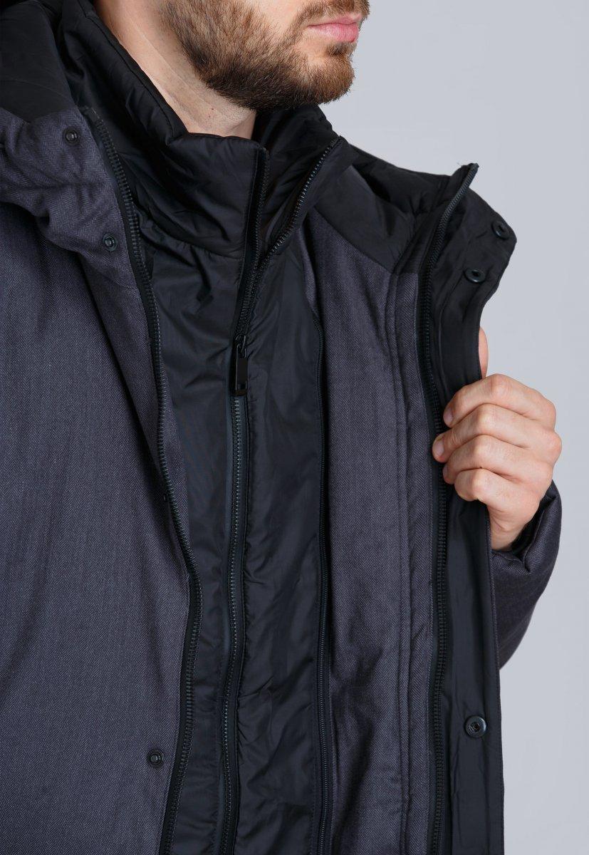 Куртка Trend Collection 19-20 Серый - Фото 3