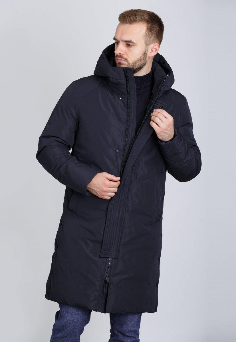 Куртка Trend Collection 19-26 Темно-синий - Фото 1