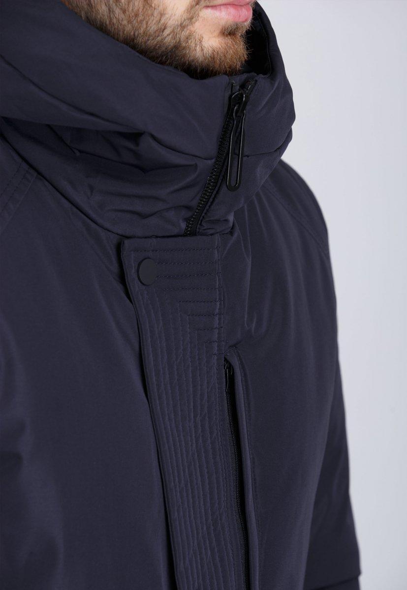 Куртка Trend Collection 19-26 Темно-синий - Фото 4