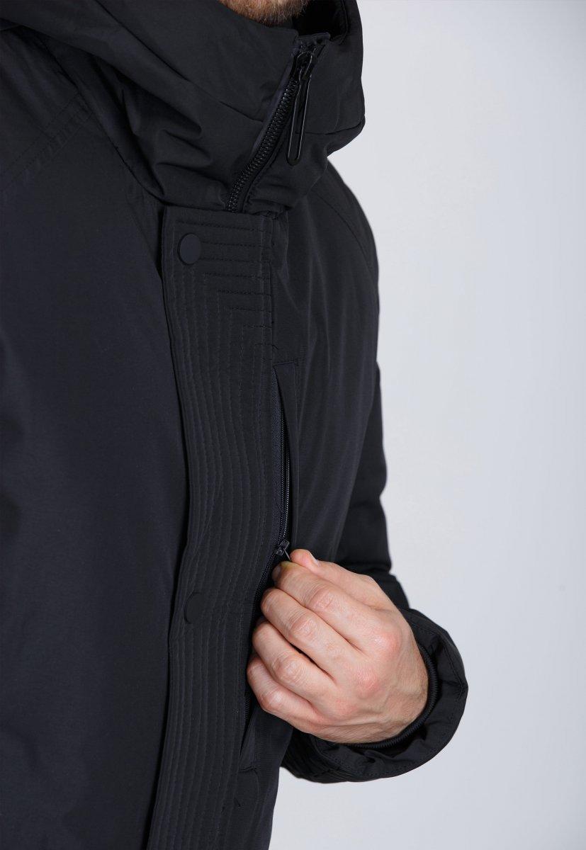 Куртка Trend Collection 19-26 Черный - Фото 3