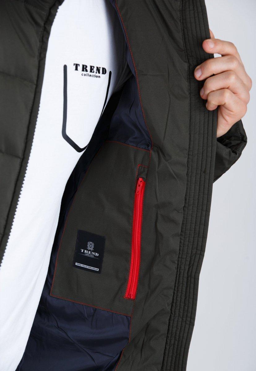 Куртка Trend Collection 9W41 Хаки - Фото 1