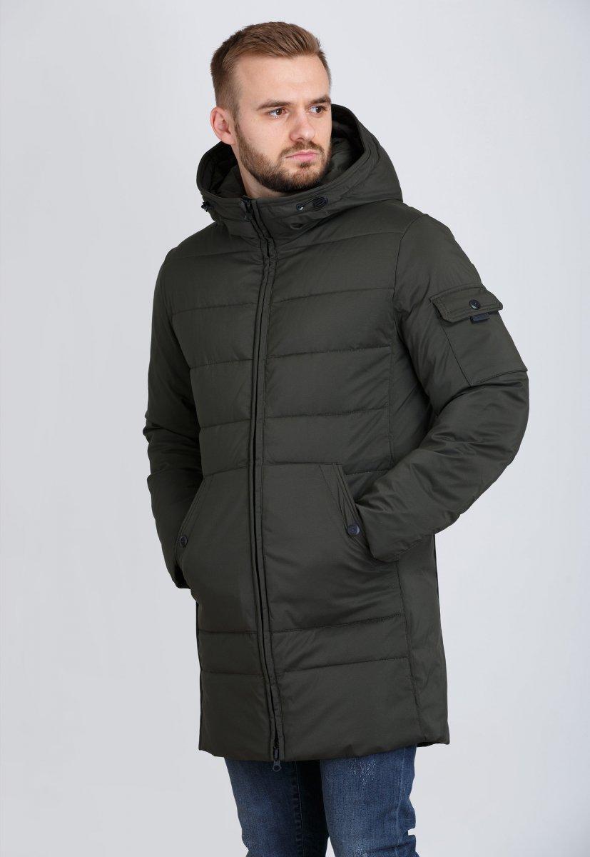 Куртка Trend Collection 9W41 Хаки - Фото 2