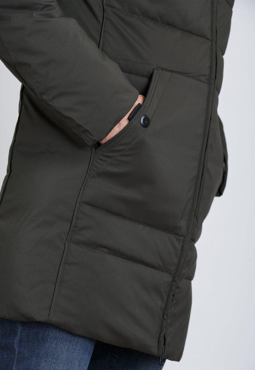 Куртка Trend Collection 9W41 Хаки - Фото 3