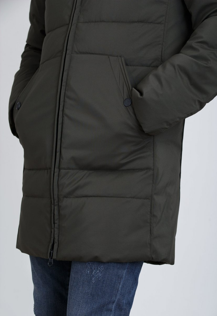 Куртка Trend Collection 9W41 Хаки - Фото 4